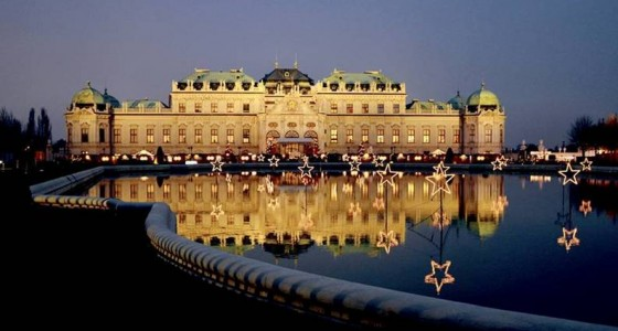 Christmas markets tours Vienna