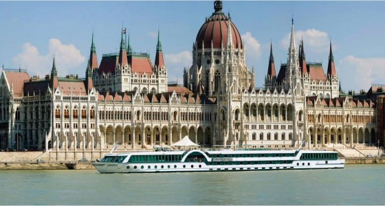 Luxury Danube river cruise