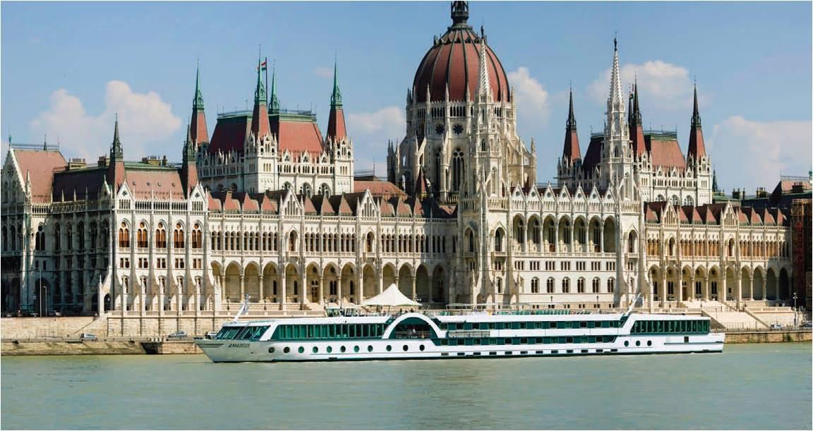 Luxury Danube river cruise