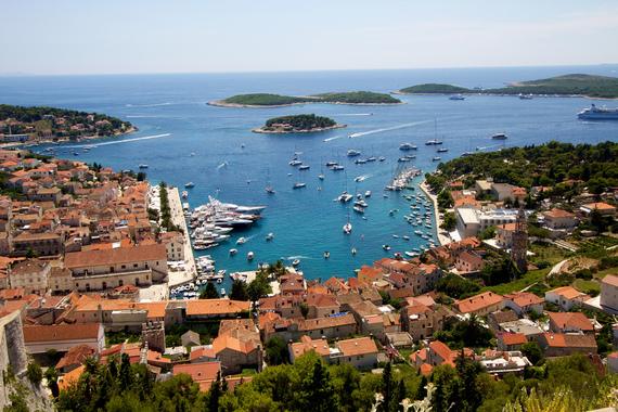 croatia island cruise guaranteed departures split