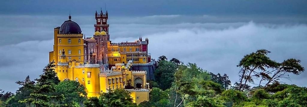 portugal escorted tours sintra