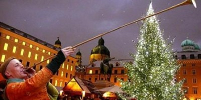Christmas market tours Europe in December