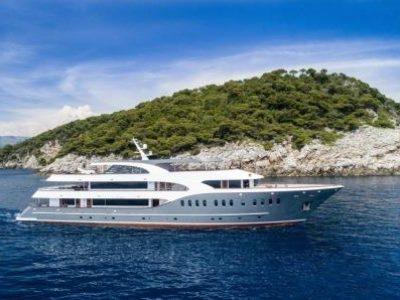 one way cruise Croatia luxury