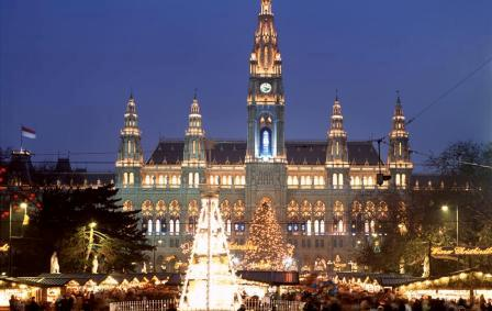 danube river cruise christmas market germany austria