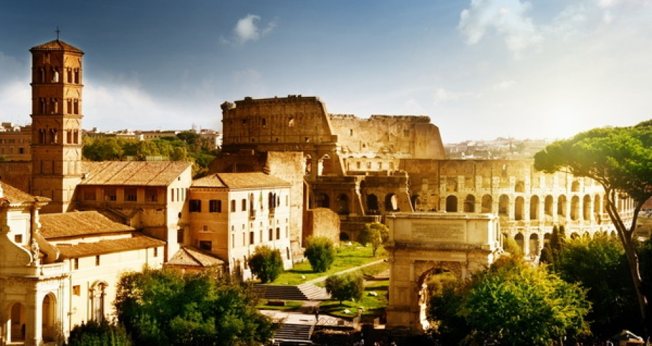 escorted coach tours italy
