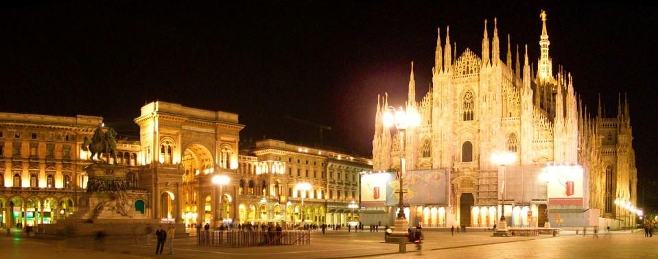 luxury escorted tours milano