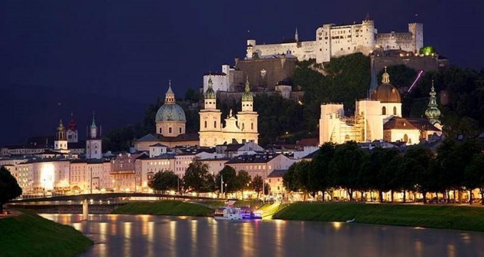 Austria escorted tours – Salzburg coach tours