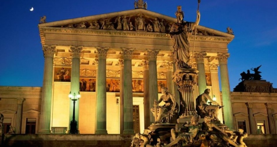 Austria escorted tours – vienna guided tour
