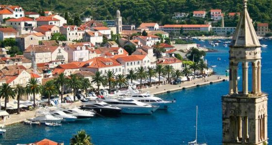 croatia gulet charter from split