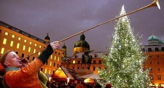 Christmas market tours Europe in December