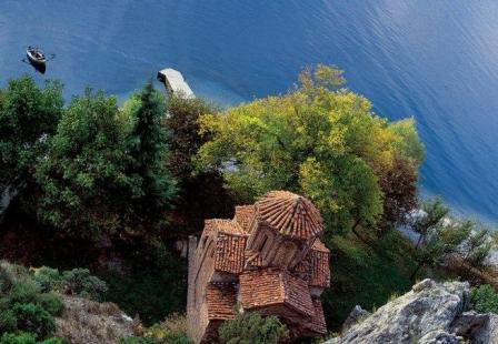 Macedonia Ohrid lake escorted tours
