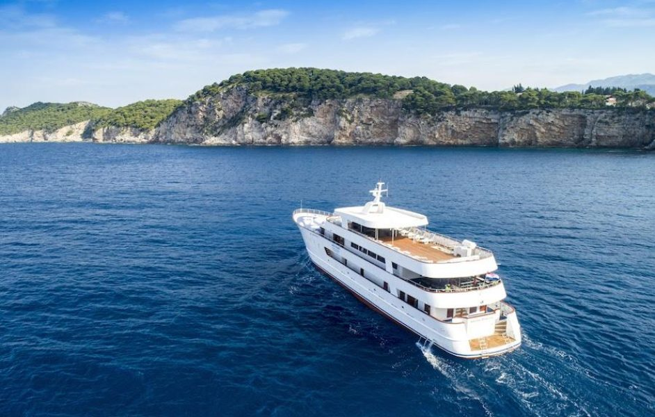 cruise croatia dubrovnik